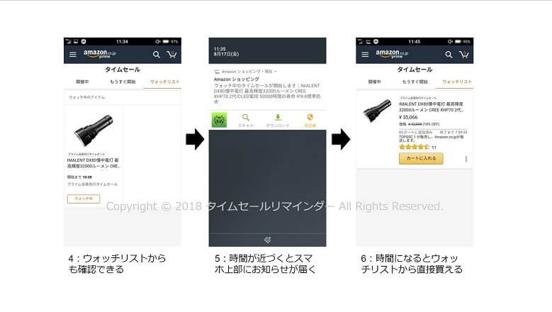 Amazonウォッチ機能説明画像2